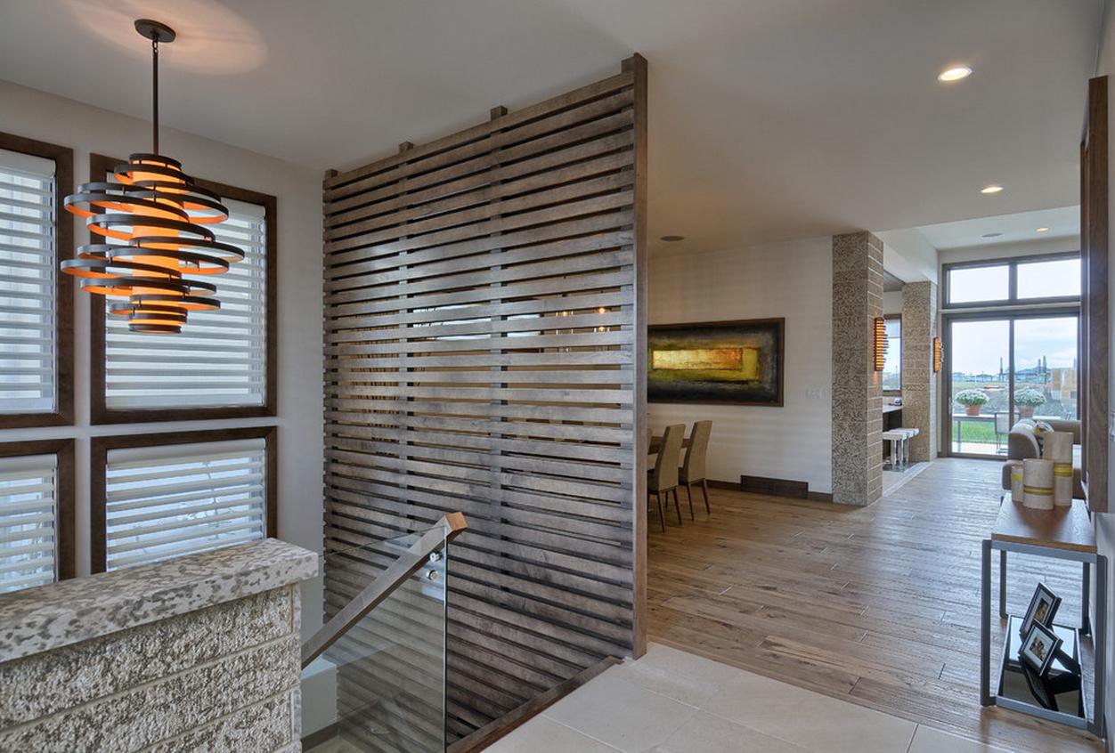 Artemonblog - Madera para paredes interiores ...
