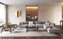 как правильно расставить мебель в гостиной