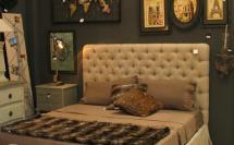 роскошная кровать с ИСалони
